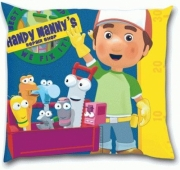 Disney Handy Manny Repair Shop Printed Cushion