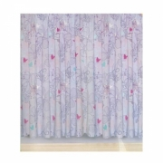 Disney Fairies Friends 66 X 54 inch Drop Curtain Pair