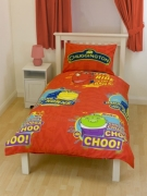 Chuggington Rotary Single Bed Duvet Quilt Cover Set