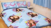 Icarly Icons Rotary Double Bed Duvet Quilt Cover Set