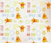 Disney Winnie The Pooh Playground 66 X 72 inch Drop Curtain Pair