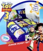 Disney Toy Story 'Ranger' Panel Junior Cot Bed Duvet Quilt Cover Set