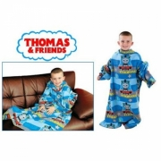 Thomas and Friends Express Cosy Wrap Blanket Sleeved Fleece