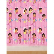 Dora Play Without Tie Backs 66 X 72 inch Drop Curtain Pair