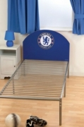 Chelsea Football Fc Official Single Bed Frame