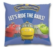 Chuggington Ride The Rails Printed Cushion
