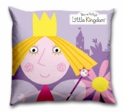 Ben and Holly Little Kingdom Elves Printed Cushion