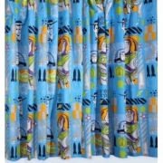 Toy Story 66 X 72 inch Drop Curtain Pair