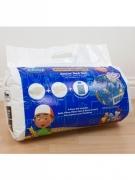 Disney Handy Manny 4pc Bundle Rotary Junior Cot Bed Duvet Quilt Cover Set