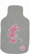 Disney Minnie Mouse 'M' Hot Water Bottle