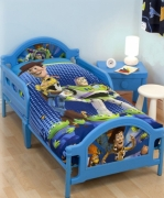 Disney Toy Story 'Fractal' Junior Bed Frame