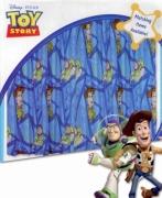 Disney Toy Story 'Fractal' 66 X 72 inch Drop Curtain Pair