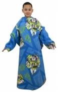Disney Toy Story Cosy Wrap Blanket Sleeved Fleece