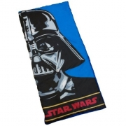 Star War 'Vader' Sleeping Bag Camping Travel Sleepover Sac