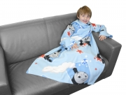 Thomas The Tank Engine & Friends Power Cosy Wrap Blanket Sleeved Fleece