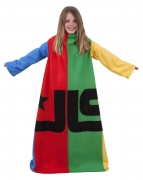 Jls 'Jukebox' Cosy Wrap Blanket Sleeved Fleece