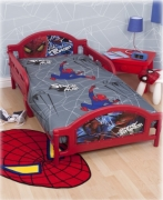 Spiderman 'Movie' Junior Bed Frame