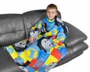 Thomas and Friends Power Cosy Wrap Blanket Sleeved Fleece