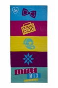 Little Mix 'Neon' Printed Beach Towel