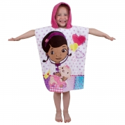 Disney Doc Mcstuffins 'Patch' Poncho Towel