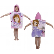 Disney Sofia The First 'Amulet' Poncho Towel