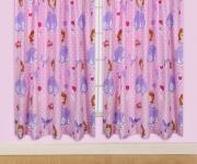 Disney Sofia The First 'Amulet' 66 X 72 inch Drop Curtain Pair