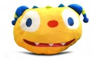 Disney Henry Huggle Monster Shaped Cushion
