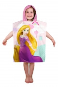 Princess 'Enchanting' Poncho Towel