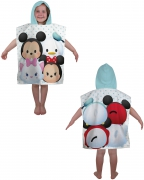 Disney Tsum 'Huddle' Poncho Towel