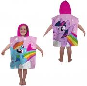 My Little Pony 'Equestria' Poncho Towel