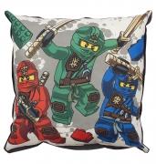 Lego Ninjago 'Warrior' Square Printed Cushion