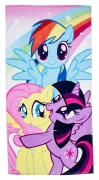 My Little Pony 'Equestria' Towel Printed Beach