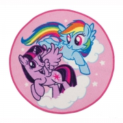 My Little Pony 'Equestria' Round Rug