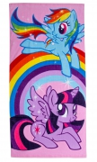 My Litte Pony 'Party' Printed Beach Towel