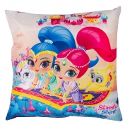 Shimmer and Shine 'Zahramay' Printed Cushion