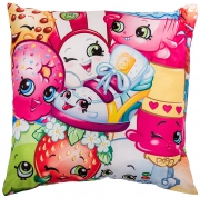Shopkins 'Jumble' Printed Cushion