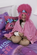 Trolls 'Glow' One Size Cuddle Robe