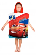 Cars 'Lightning' Poncho Towel