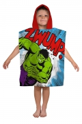 Marvel Comics 'Retro' Poncho Towel
