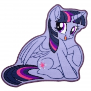 My Little Pony The Movie 'Adventure' Shaped Rug