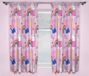 Peppa Pig Hooray 66 X 54 inch Drop Curtain Pair