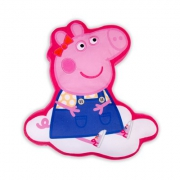 Peppa Pig Hooray Shaped Cushion