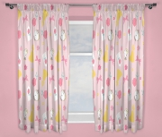 Disney Princess Royal 66 X 72 inch Drop Curtain Pair