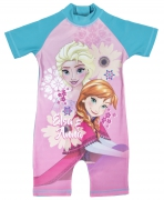 Frozen Girls 18 Months - 5 Years Swimming Pool Beach Surf Suit