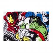 Marvel Comics Crop Panel Fleece Blanket Throw