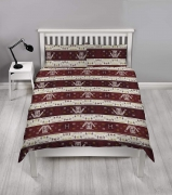 Harry Potter Noel Rotary Double Bed Duvet Quilt Cover Set