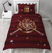 Harry Potter Noel Panel Single Bed Duvet Quilt Cover Set
