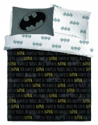 Batman Forever Rotary Double Bed Duvet Quilt Cover Set