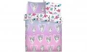 Disney Princess Nap Queen Reversible Rotary Double Bed Duvet Quilt Cover Set