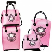 Hello Kitty Luggage Bag Set